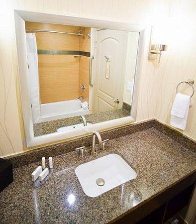 Spring, TX: Guest Bathroom