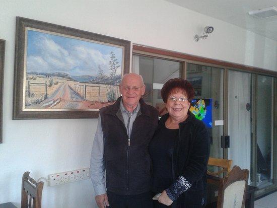 Πολοκβάνε, Νότια Αφρική: гостеприимные хозяева