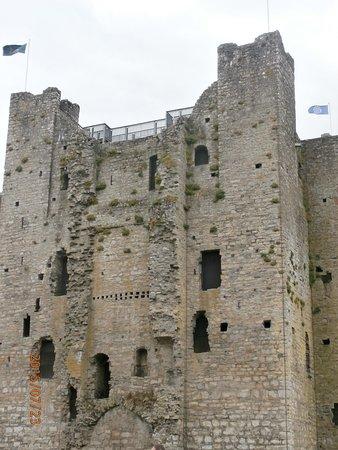 Trim Castle - an amazing place to visit