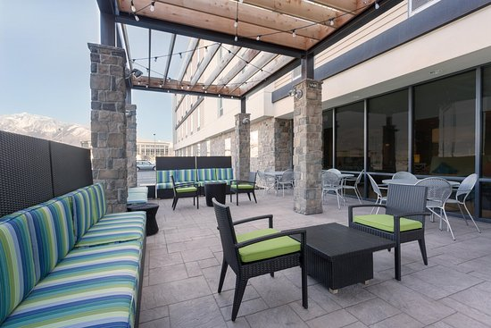 South Jordan, UT : Outdoor Area