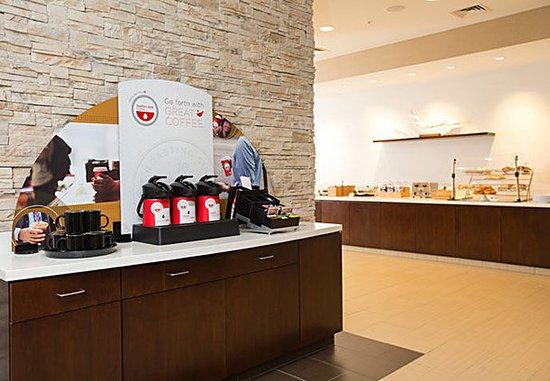บลูมิงตัน, อินเดียน่า: Coffee Station