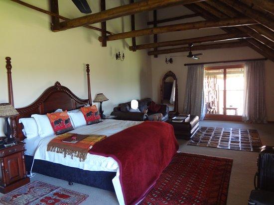 Colchester, Republika Południowej Afryki: Zimmer im ersten Stock