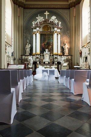 Lanaken, Belgium: Museum Church, Oud-Rekem