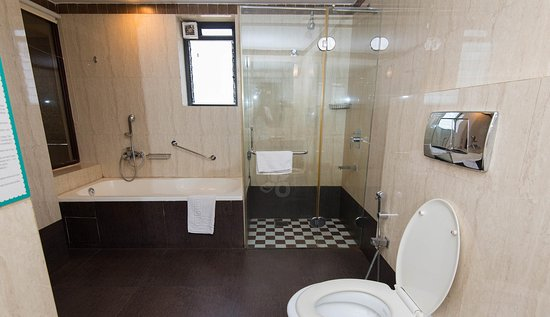 10 Calangute: Bathroom