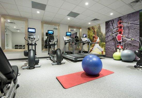 Orangeburg, Nowy Jork: Fitness Center