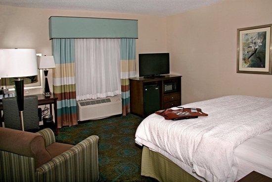 Bridgeville, PA: King Room