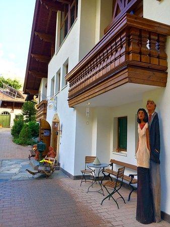 Nesselwaengle, Avusturya: Eingang Sunneschlössli