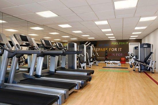 East Rutherford, NJ: Fitness Room
