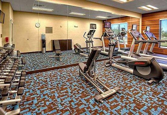 Yukon, OK: Fitness Center