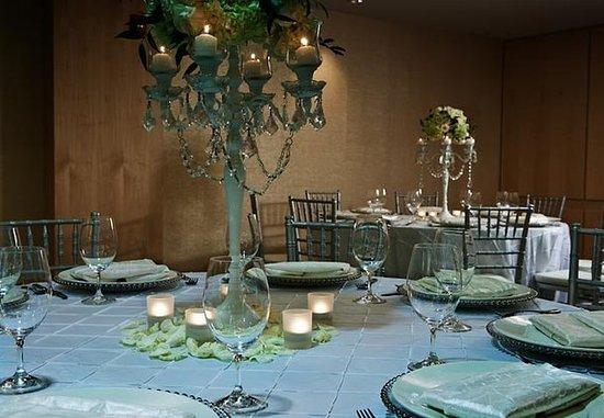 Imperial Beach, Kalifornien: Boca Rio Ballroom – Banquet Setup Details
