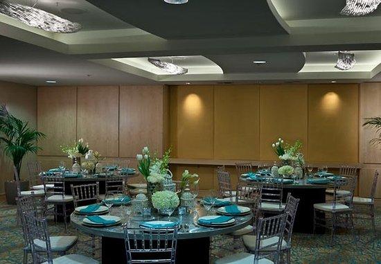 Imperial Beach, Kalifornien: Boca Rio Ballroom – Banquet Setup