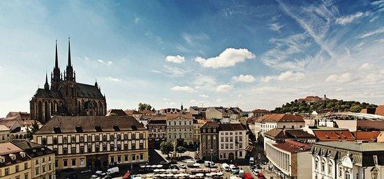 Hotel Grandezza: city view