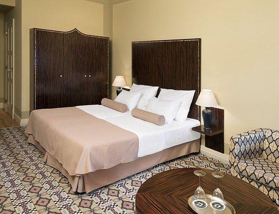 Hotel Grandezza: DeLuxe Double Room