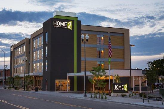 Home2 Suites by Hilton Salt Lake City-Murray, UT: Exterior