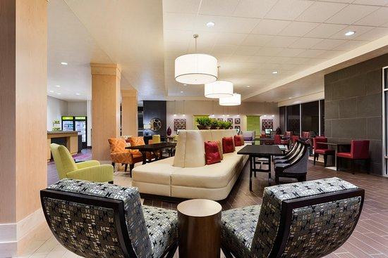 Home2 Suites by Hilton Salt Lake City-Murray, UT: Oasis Lobby