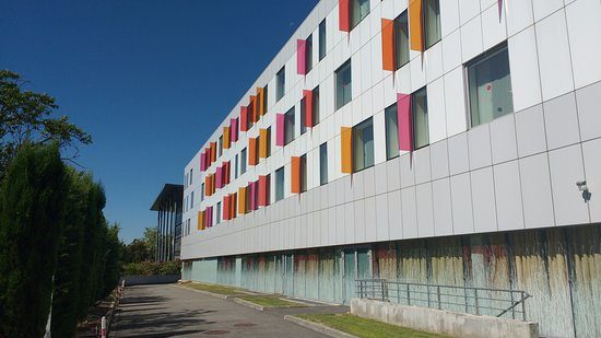 Blagnac, Fransa: l'hotel (vue extérieure)