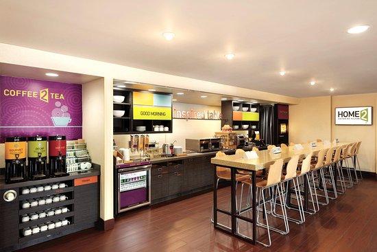 Florida City, FL: Breakfast Area