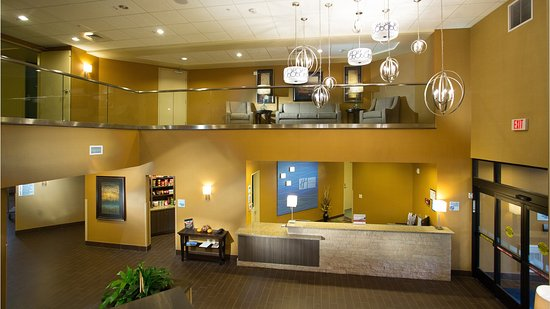 Pocatello, ID: Holiday Inn Express Lobby
