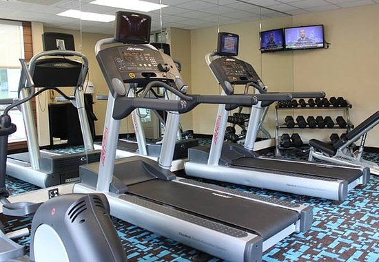 The Dalles, OR: Fitness Center