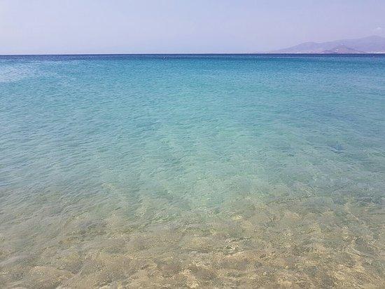 Agios Prokopios Beach: Τελεια παραλια!!