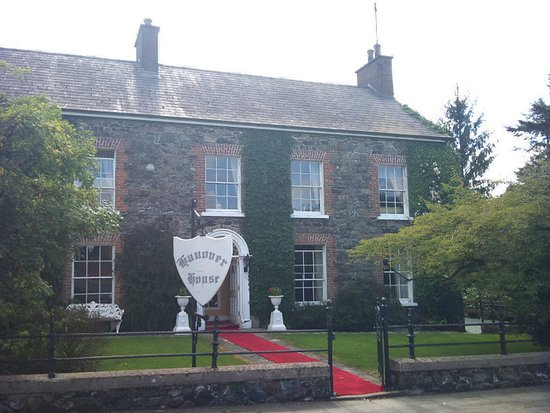 Cookstown, UK: Edwardian Building set on the edge of Ballinderry river in Coagh