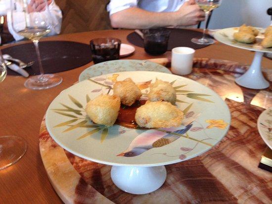 Bad Ragaz, Svizzera: dumplings