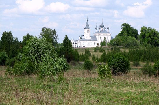 Yaroslavl Oblast, Rusya: Церковь Годеново