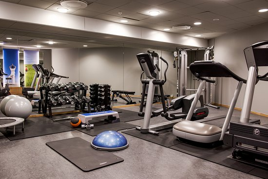 Alvsjo, Suède : Gym
