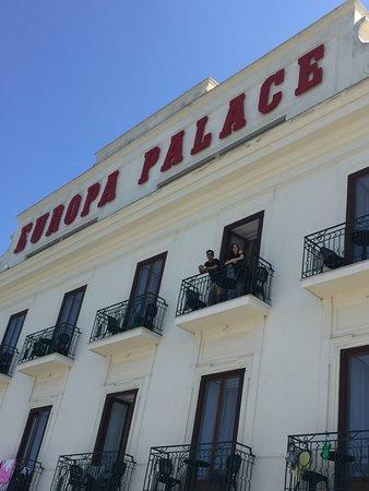 Europa Palace Grand Hotel照片