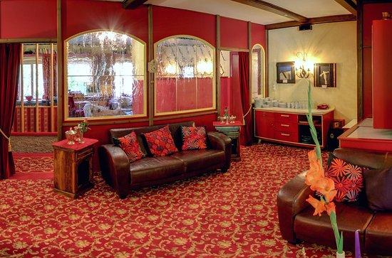Hotel Villa Licht: Lichtlounge