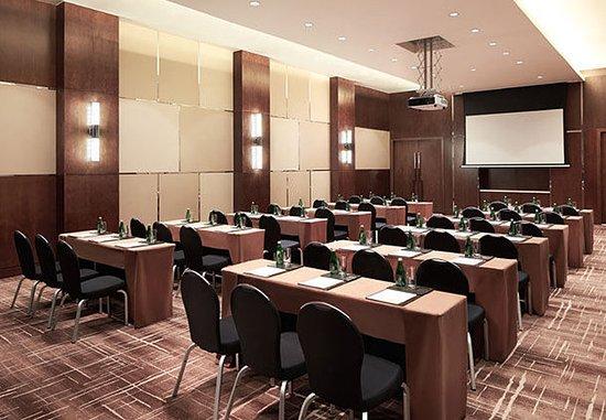 Huizhou, Cina: Meeting Room – Classroom Setup