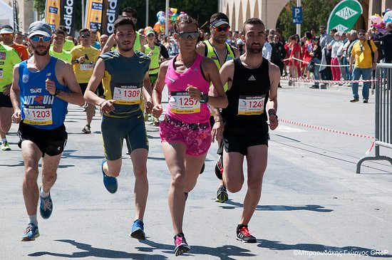 South Aegean, Greece: Rhodes-International Marathon