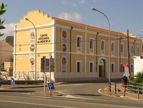 Mercadal, Ισπανία: Centre Artesenal de Menorca