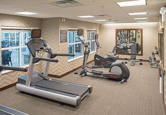 Clifton Park, نيويورك: Fitness Center