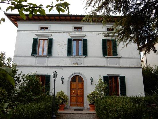 Villa Della Certosa : La facciata del Bed and Breakfast