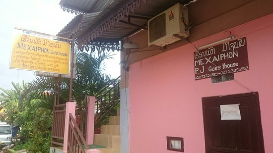 Mexaiphon Guest House