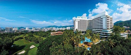 Bayan Lepas, Malezya: Hotel Facade
