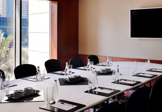 Marriott Marquis City Center Doha Hotel : Al Anood Meeting Room