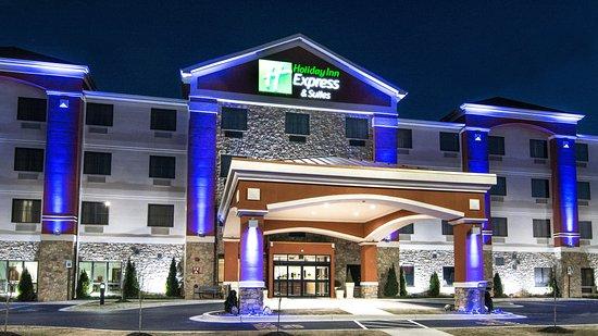 เอลก์ตัน, แมรี่แลนด์: Hotel Exterior