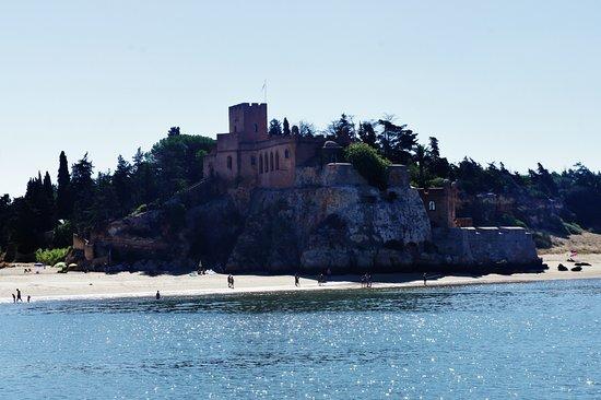 Algarve Ocean: widok ze statku
