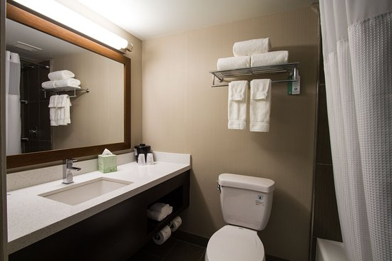 Holiday Inn Victorville Upgraded Amenities