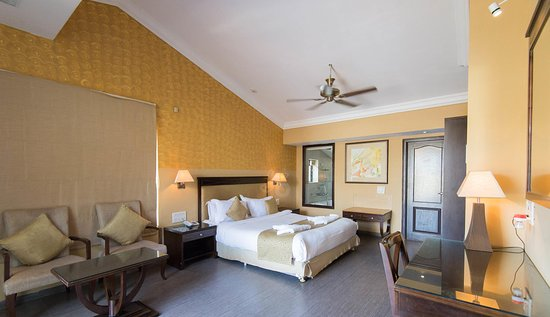 10 Calangute: Superior Terrace Room