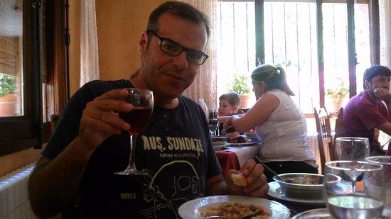 Camaleno, Spanyol: Al rico cuchareo a 10km de Fuente De