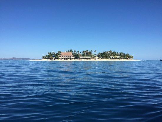 比奇科默岛照片