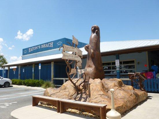 Weirsdale, Floryda: popular local restaurant