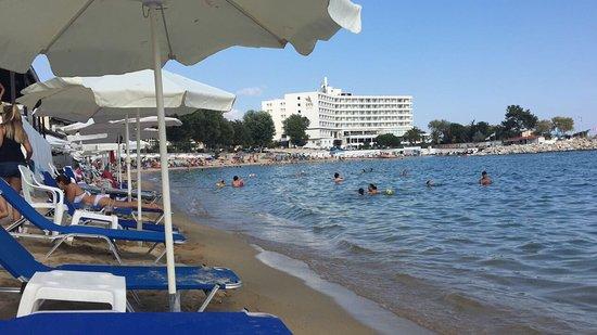 Kavala, Yunani: Aspri Ammos Beach
