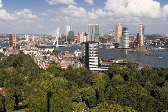 Quartier Du Port: uitzicht vanaf de Euromast
