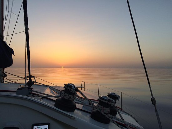 Pantai Mediterania Turki, Turki: закат
