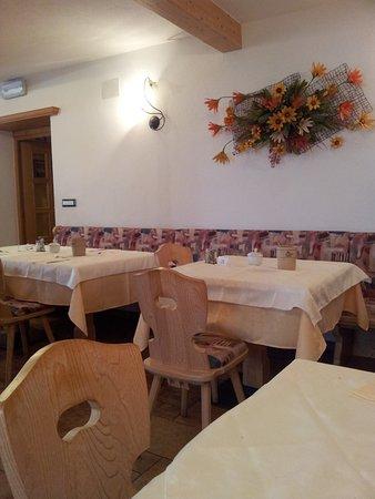 Varena, Ιταλία: Sala ristorante
