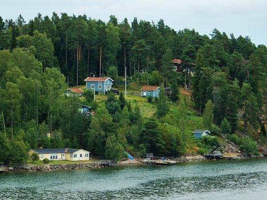 Традиционные шведские домики The Traditional Swedish Houses - Traditional swedish homes